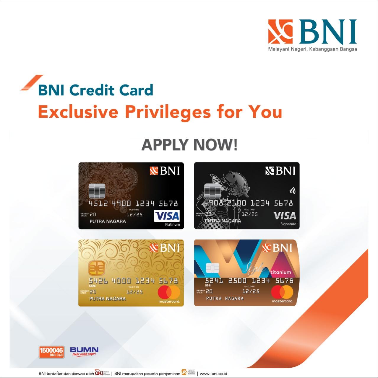 Bni Kredit Digital E Form