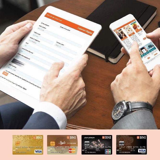 BNI Kredit Digital e-Form